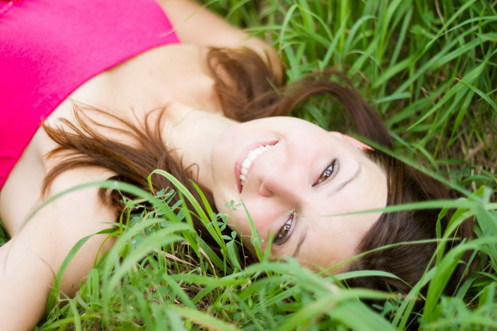笑顔の女性が好き・・・男性ってみんなそう思ってる?