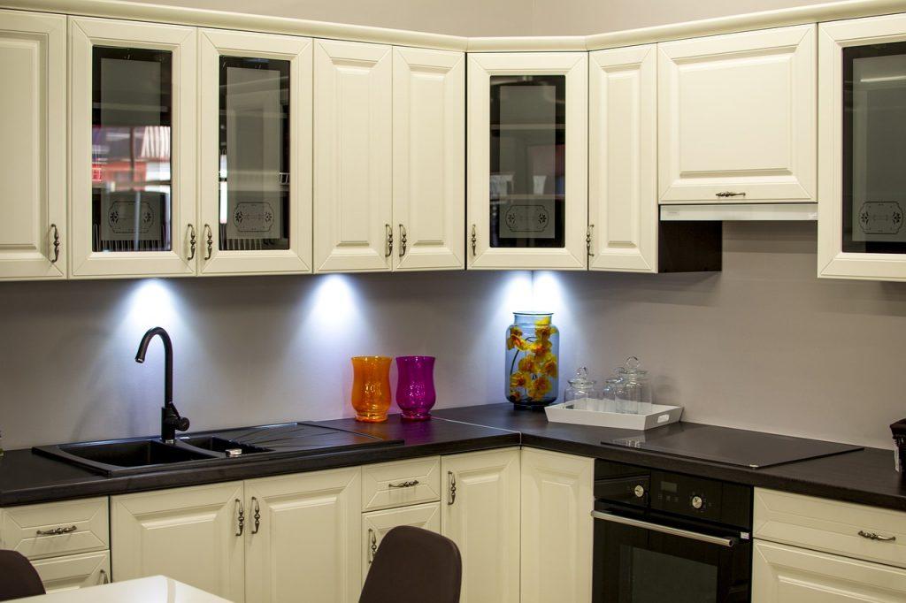 片付けの方法・・・キッチンをすっきりさせるためには?