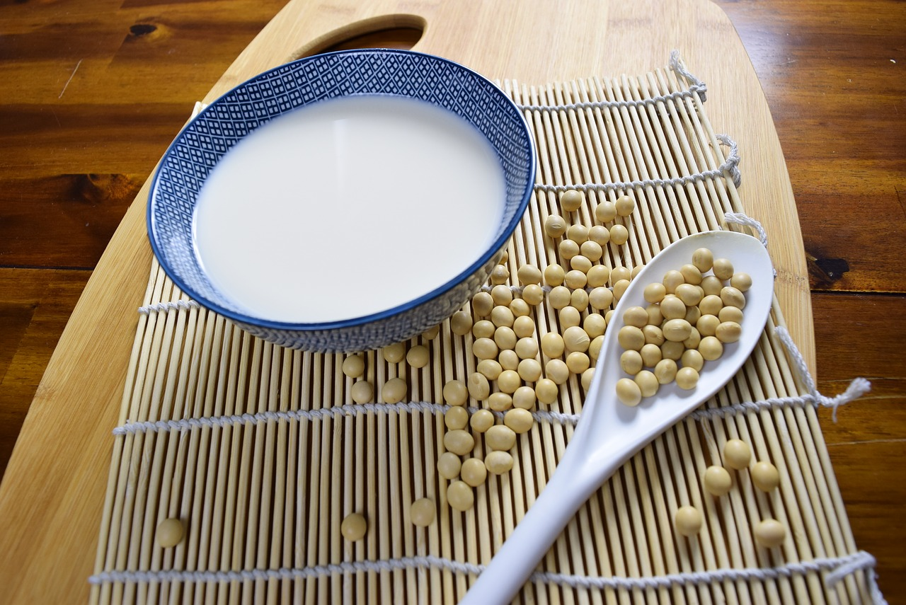 なんと調整豆乳の効果が女性に良いものばかりだった!!