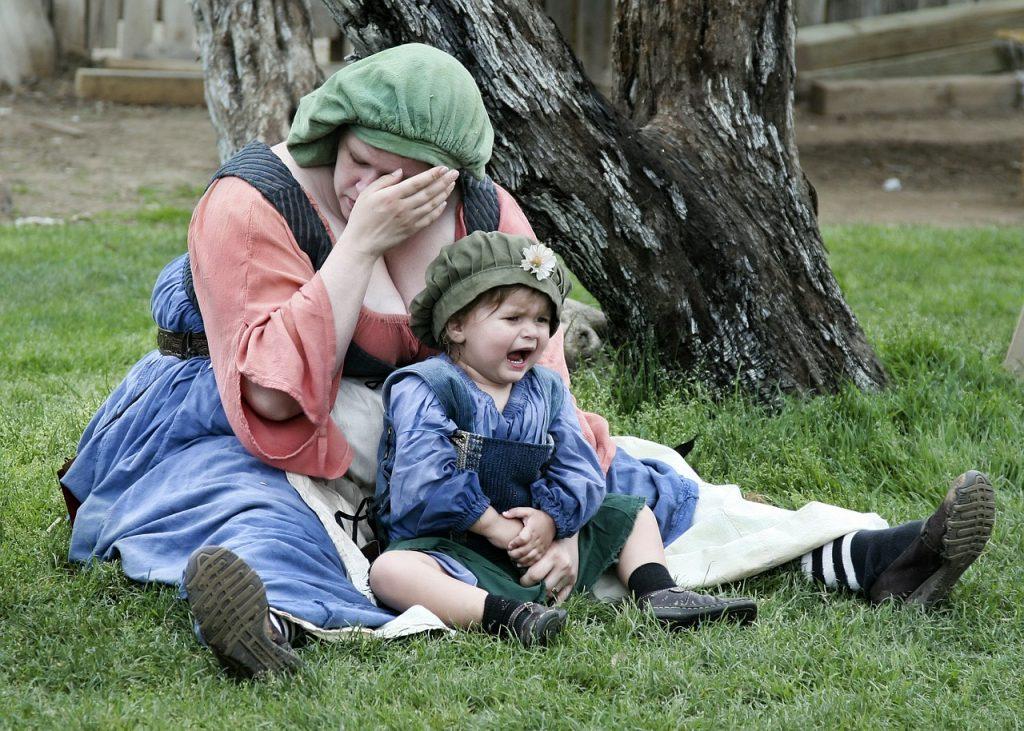 育児でイライラして自己嫌悪・・この負のスパイラルは治る?