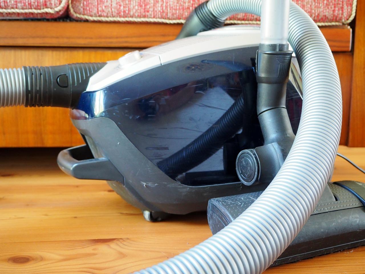 重曹を使うと故障!?掃除機で吸い込んだ時の壊れる原因…本当なの?