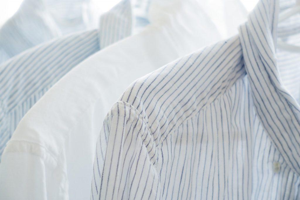 シャツについてしまったインク!洗濯で落ちない場合は・・。