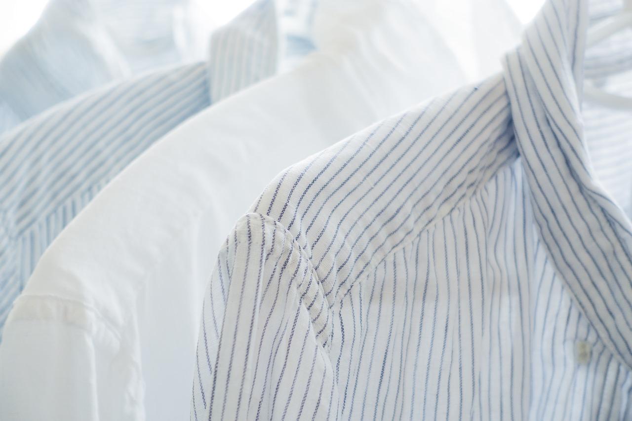 シャツについてしまったインクが洗濯で落ちない!牛乳が効果的!?