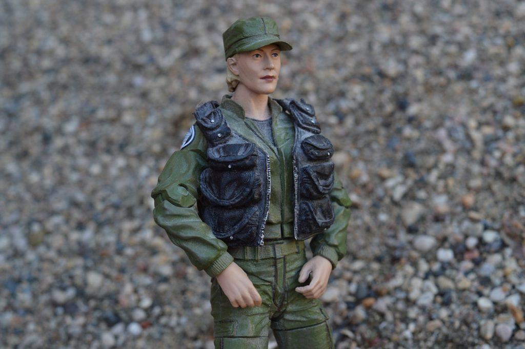 自衛隊の訓練は厳しい?女子隊員でも男性隊員と同じ訓練をします