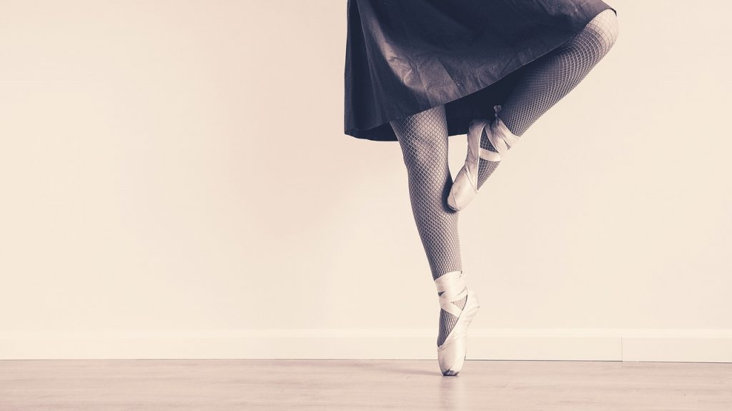 バレエで足裏が筋肉痛になる・・・足裏を鍛える方法は?