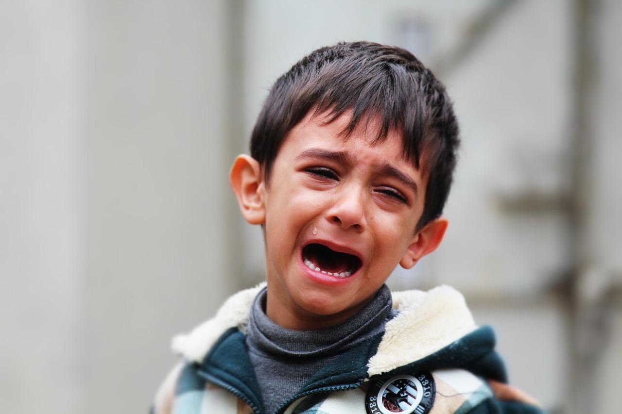 もう嫌~!子供の癇癪が7歳になっても激しい。原因&対処法を教えて