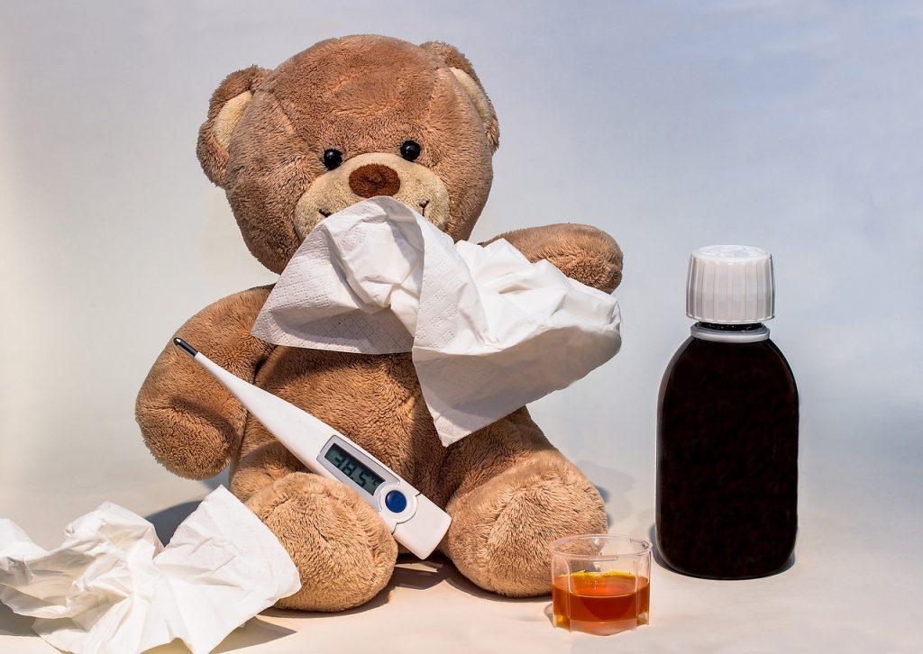 発熱したけど原因不明。幼児はこんな病気の可能性が?