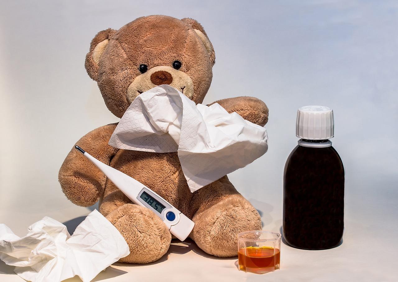 「子供の発熱」理由は何?原因不明の幼児の病気…様々な可能性が!?