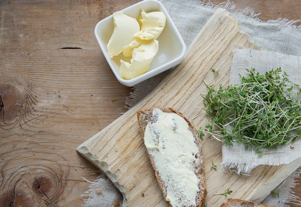 バターの代用として使える油や意外な代用品がある!