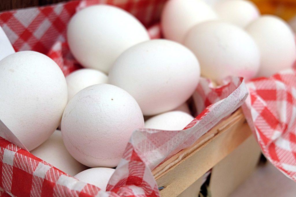卵はカロリーが高い?実は白身はダイエット向き?