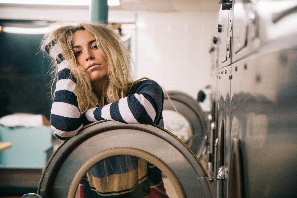 洗濯洗剤が溶け残る・・服をきれいに洗うコツは?