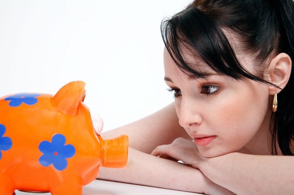 OLの暮らし。毎月の貯金事情と貯めるコツ
