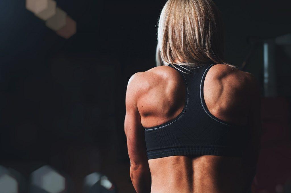【美容にも効果!】肩甲骨の筋肉の鍛え方