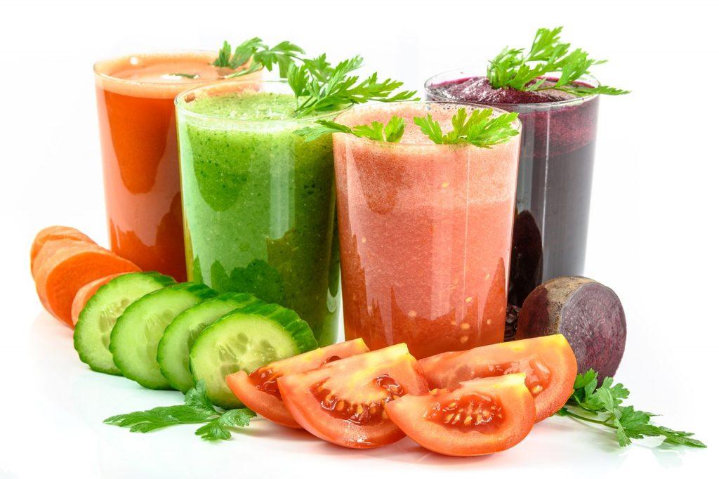 食べ過ぎても大丈夫!翌日野菜ジュースで調整可能!?