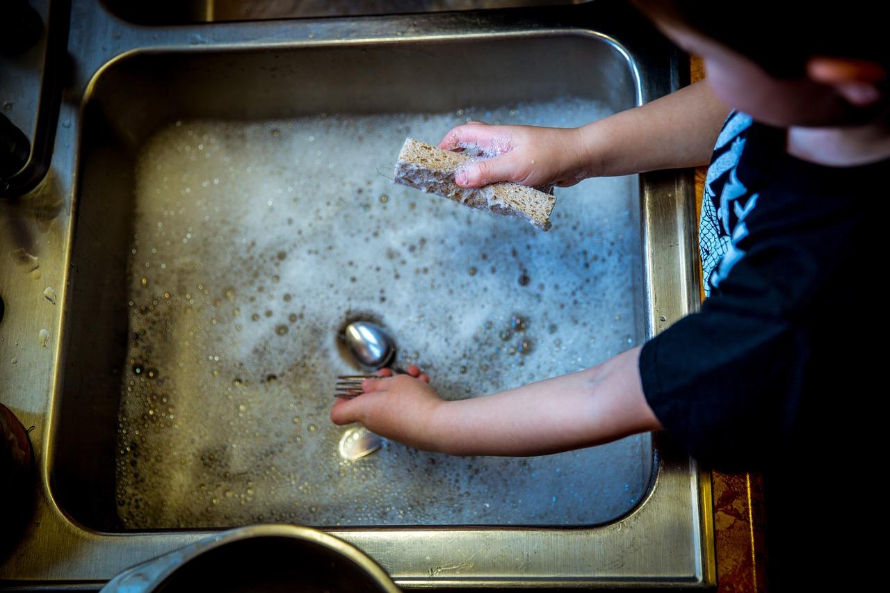 食器用洗剤を使わない!使わない方がいい理由と対処方法