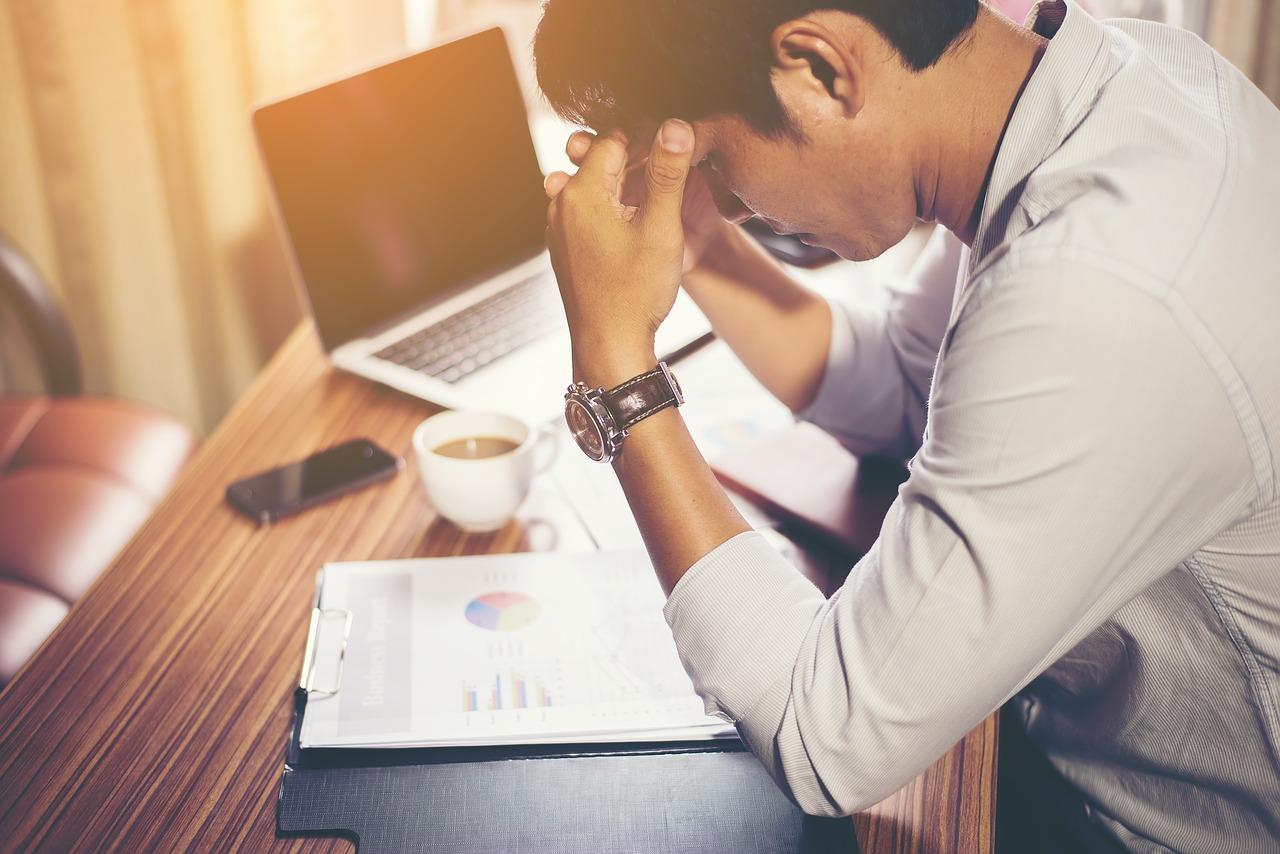 旦那が仕事でストレスを抱えていたら・・・妻の役目とは?