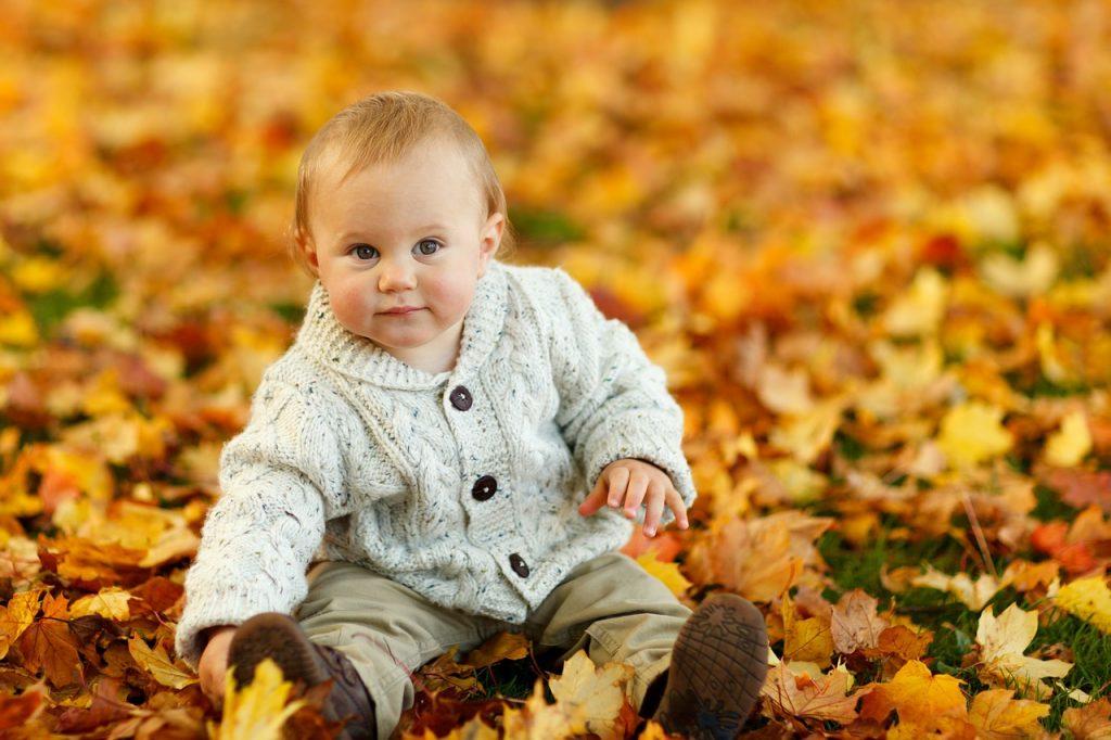 8ヶ月になったら赤ちゃんとお出かけしましょ