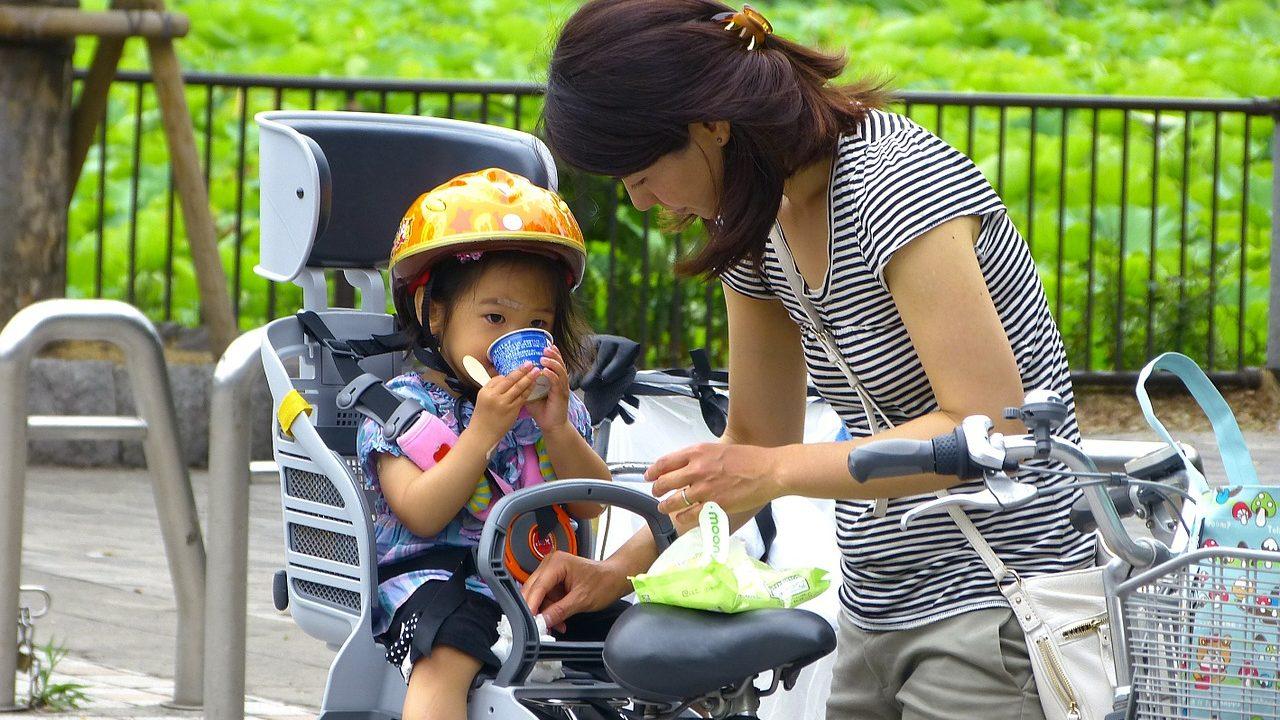 【子供乗せ自転車】安全第一!子供を乗せられるのは何歳からか調査
