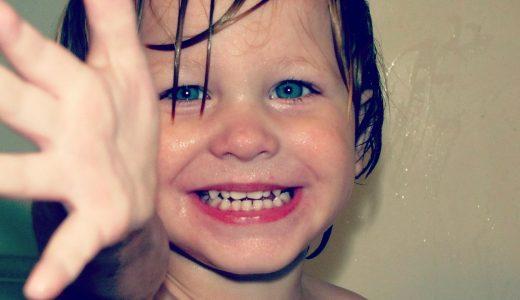 いい事づくし!子供と一緒にお風呂に入ろう!毎日の入浴での注意点